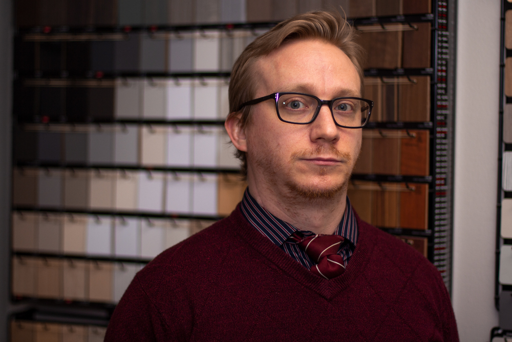 Aaron Sedman - Project Manager